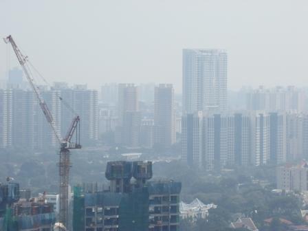 Fumaca em Cingapura