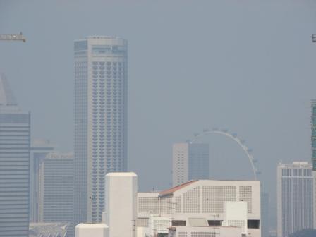 Haze Singapore