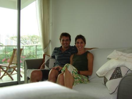Oscar e Mariane