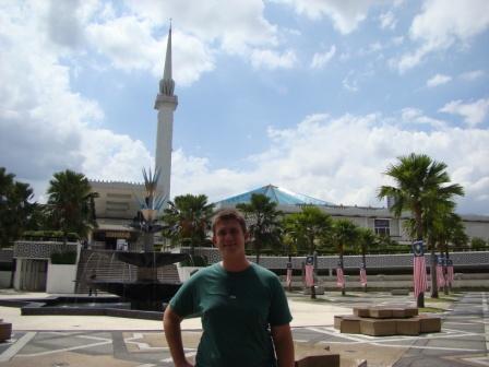 Mau na National Mosque