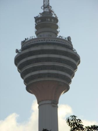 Torre de TV de Kuala Lumpur