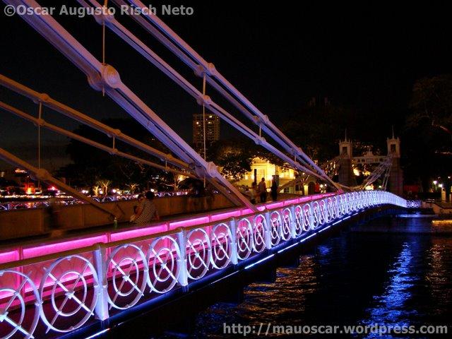 Ponte em Singapura