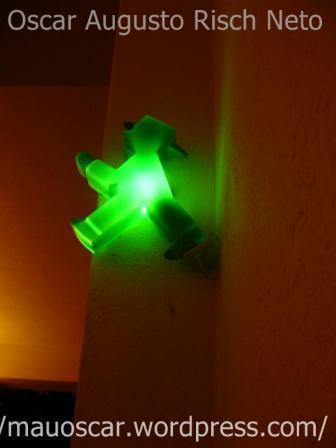 Ampelmann - Verde