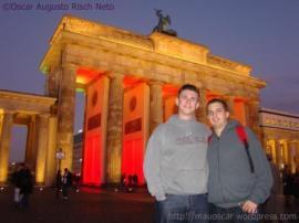 Berlin Portao de Brandemburgo