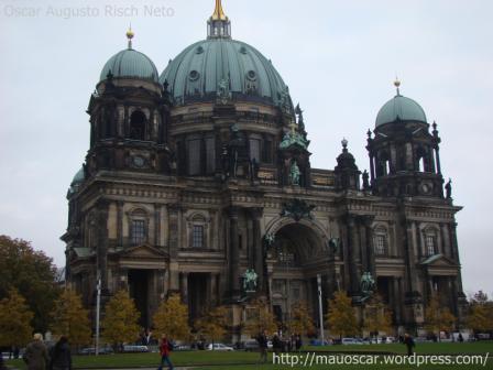 Berliner Dom - Catedral de Berlin