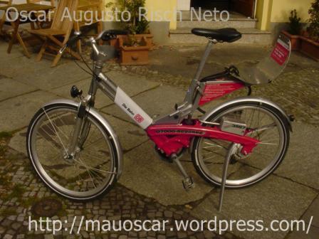 Bicicleta Deutsche Bahn
