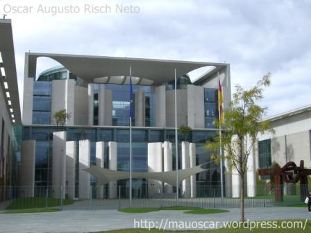 Bundeskanzleramt - Sede Governo da Alemanha