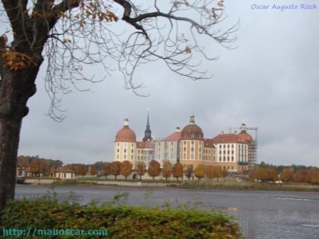 Castelo Moritzburg