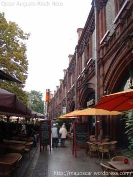 Hackecher Markt Berlin