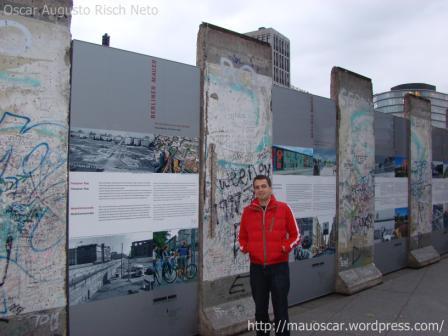 Muro de Berlin - Oscar