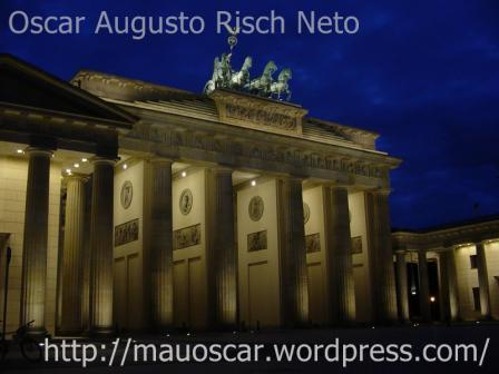 Portao de Brandemburgo - Final da Tarde