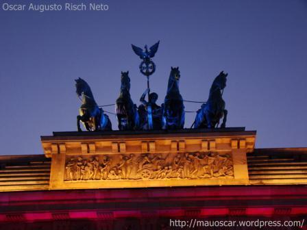 Portao de Brandenburgo - Quadriga