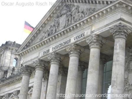 Reichstag Fachada