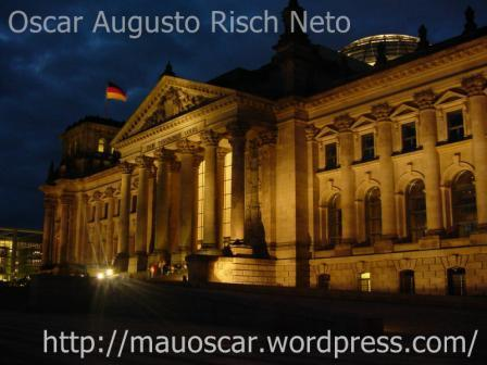 Reichstag - Parlamento Alemao
