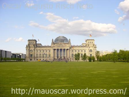 Reichstag - Sede do Parlamento