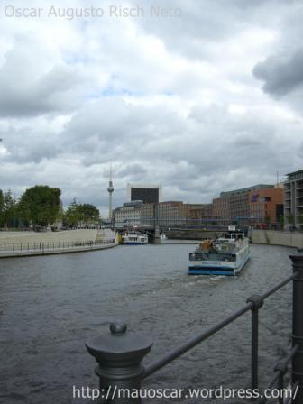 Spree - Rio de Berlin