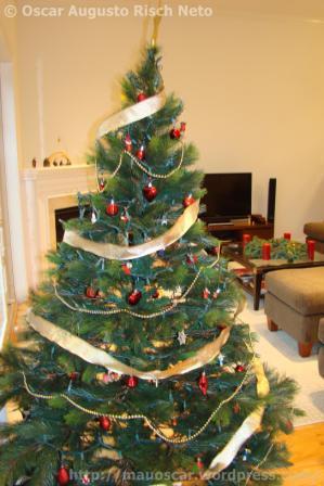 arvore natal 2009 Decoração de Natal: Você sabe quando deve montar a árvore de Natal?