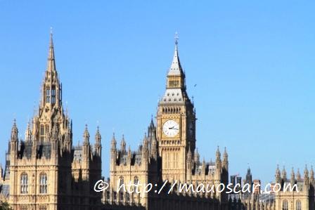 Parlamento Inglês e Big Ben