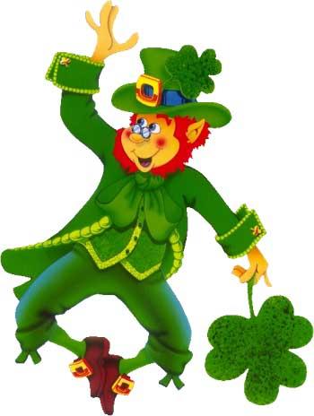 St Patrick Day Leprechaun Story