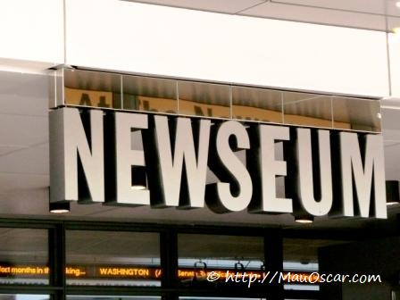 Newseum na Capital dos EUA