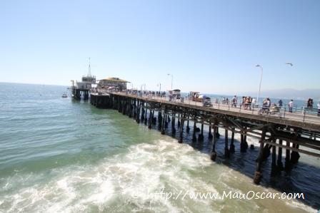 Pier California