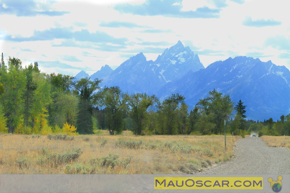 Aeroporto Yellowstone : Guia para o grand teton national park mauoscar de