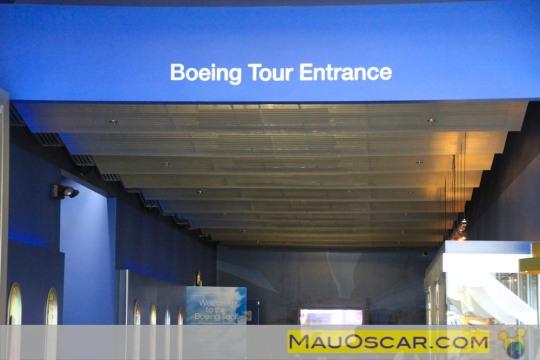 Visitando a maior fábrica de aviões do mundo Entrada-do-tour-pela-fc3a1brica-da-boeing