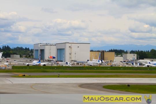 Visitando a maior fábrica de aviões do mundo Visita-fc3a1brica-da-boeing-12