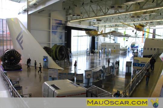 Visitando a maior fábrica de aviões do mundo Visita-fc3a1brica-da-boeing-6