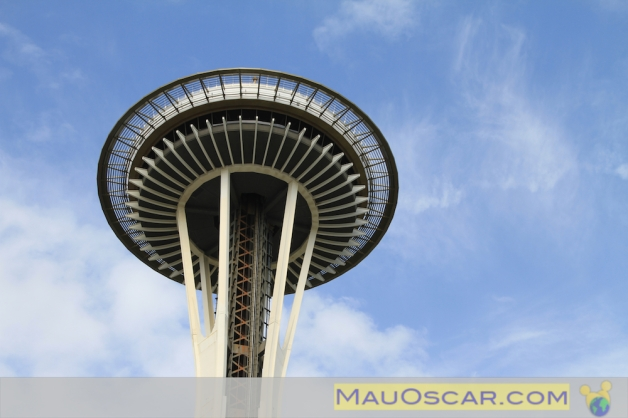 Space Needle em Seattle
