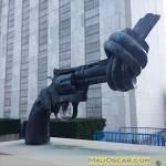 Nova York 17 Arma na ONU