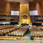 Nova York 25 Assembléia Geral da ONU