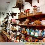 Nova York 41 Simpática loja de brinquedos de madeira em Tribeca
