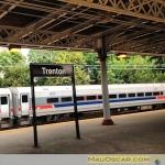 Nova York 48 Trenton Amtyral Station