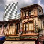 Arab Quarter - Contraste do Novo x Velho