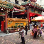 Buggis Street - Templo Chines