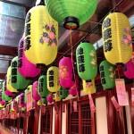 Chinatown - Lanternas mês dos mortos