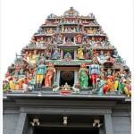 Chinatown - Templo hindu