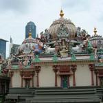 Chinatown - Templo Tamil