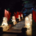 Chinese Gardens - Guardians