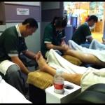 Foot Massage em Cingapura