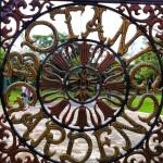 Jardim Botanico de Cingapura - Portão entrada nova