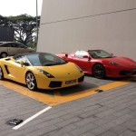 Marina Bay Sands - Carros