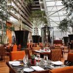 Marina Bay Sands Cingapura - Rise Restaurant