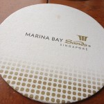 Marina Bay Sands Coaster