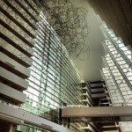 Marina Bay Sands - Lobby do Hotel