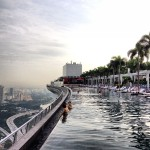 Marina Bay Sands - Piscina