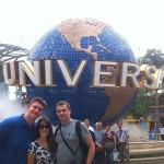 Na Universal Studios de Cingapura