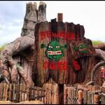 Universal Studios Cingapura - Casa do Shrek