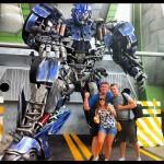 Universal Studios - Transformers Ride